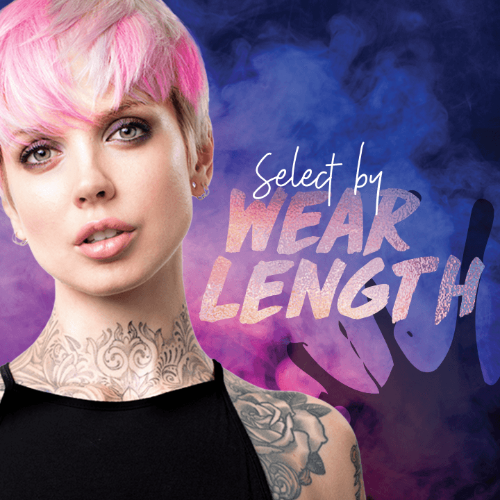 Shop By Wear Length - Smoke Pink