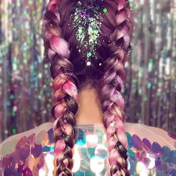 Glitter Roots